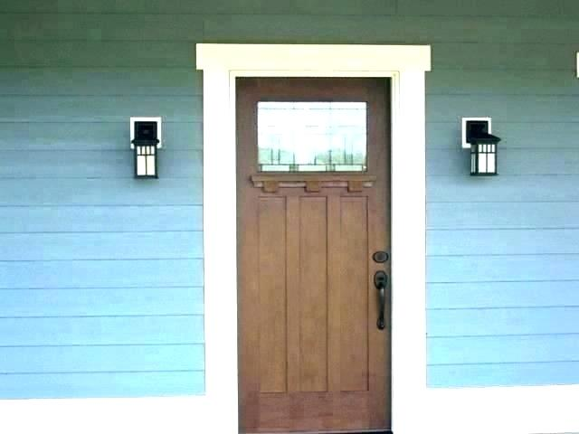 Choose Interior And Exterior Doors Accordingly