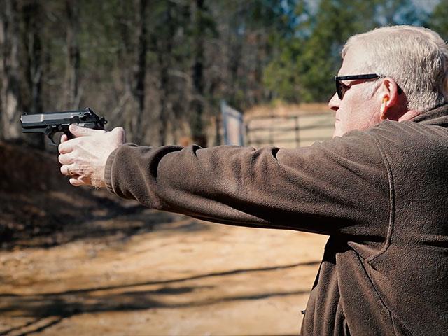 Gun For Target Shooting
