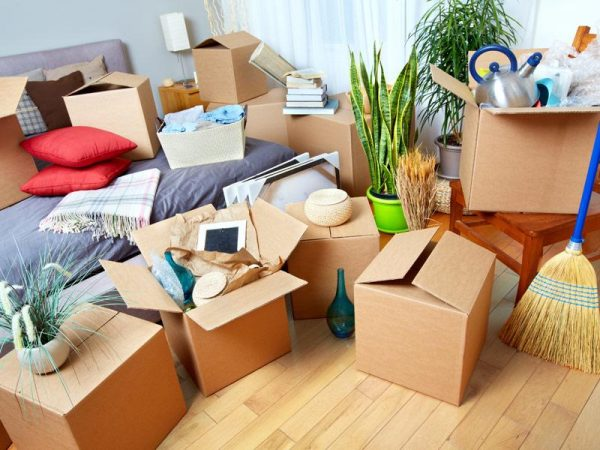 Home Moving and Home Buying